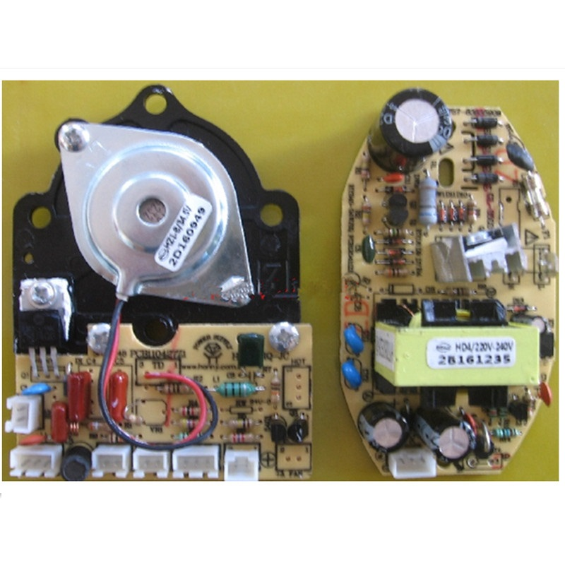 Ультразвуковой увлажнитель воздуха 35 Вт блок питания распыление вибрационная плата привод контроль цепи аксессуар посылка запчасти