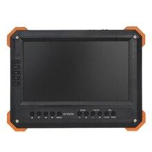 Free shipping!X41TAC-5M 7″TFT LCD HD-TVI3.0+AHD2.0+CVI+HDMI+VGA+CVBS Camera Video Test Tester