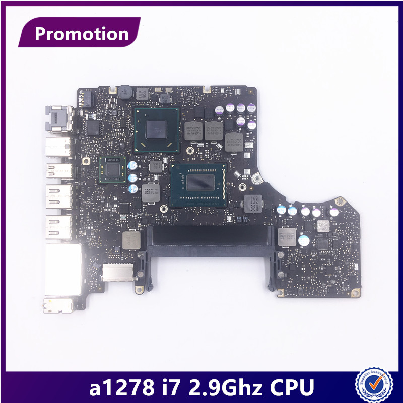 Promotion For Macbook Pro 13 A1278 1278 2012 i7 2 9 GHZ Md102LL A MD102 Logic