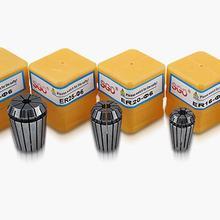 """ER8 1 мм-5 мм 1/"""" 3,175 мм пружинный цанговый набор для гравировального станка с ЧПУ и фрезерного токарного станка"""