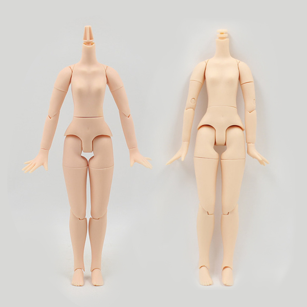 Fortune Days for blyth icy joint azone body 21cm BJD DIY The neck can be shaken But the interface is not suitable for my doll цена и фото