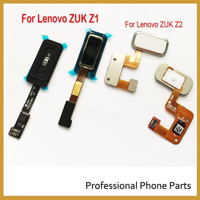 Original nuevo Sensor Flex Cable Ribbon para Lenovo ZUK Z1/Z2 inicio botón huella digital menú retorno clave reconocimiento cinta reparación
