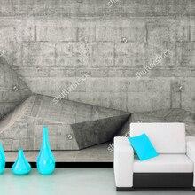 Пользовательские бетонных стены обои, 3d современная Фреска для гостиной, спальни диван фоне обоев Papel де Parede