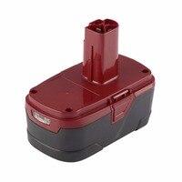 19.2 V 3AH 3000 mAh Ni-CD Bateria de Substituição Ferramenta de Poder Elétrico fácil de Manusear com Construção Sólida para artesão