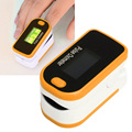 LED Finger pulse oximeter Blood Oxygen SPO2 Heart Rate PR Monitor Test Visual Alarm Home Health Care