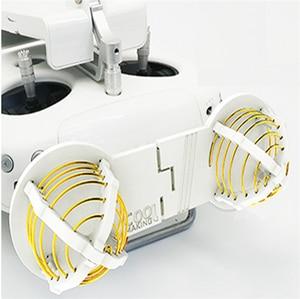 Image 2 - 16DBI 2.4/5.8GHz Circular Polarized Antenna WiFi Signal Range Booster Extender for DJI Mavic pro Spark Phantom 4/3 Inspire 2/1
