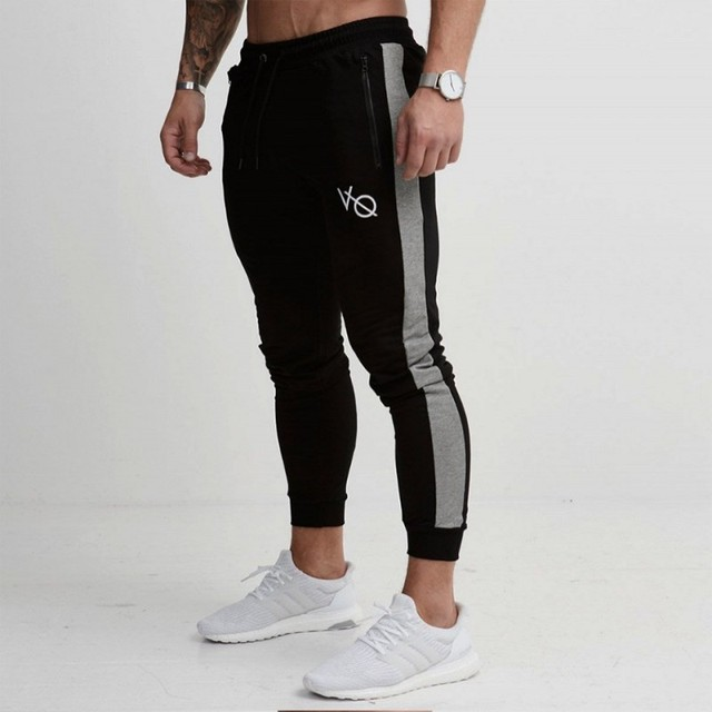 1c6d0adbfa4 Brand Pants Men Gyms Joggers Sweatpants Summer Pants Men Fitness Workout  Sporting Fitness Male Breathable Trousers