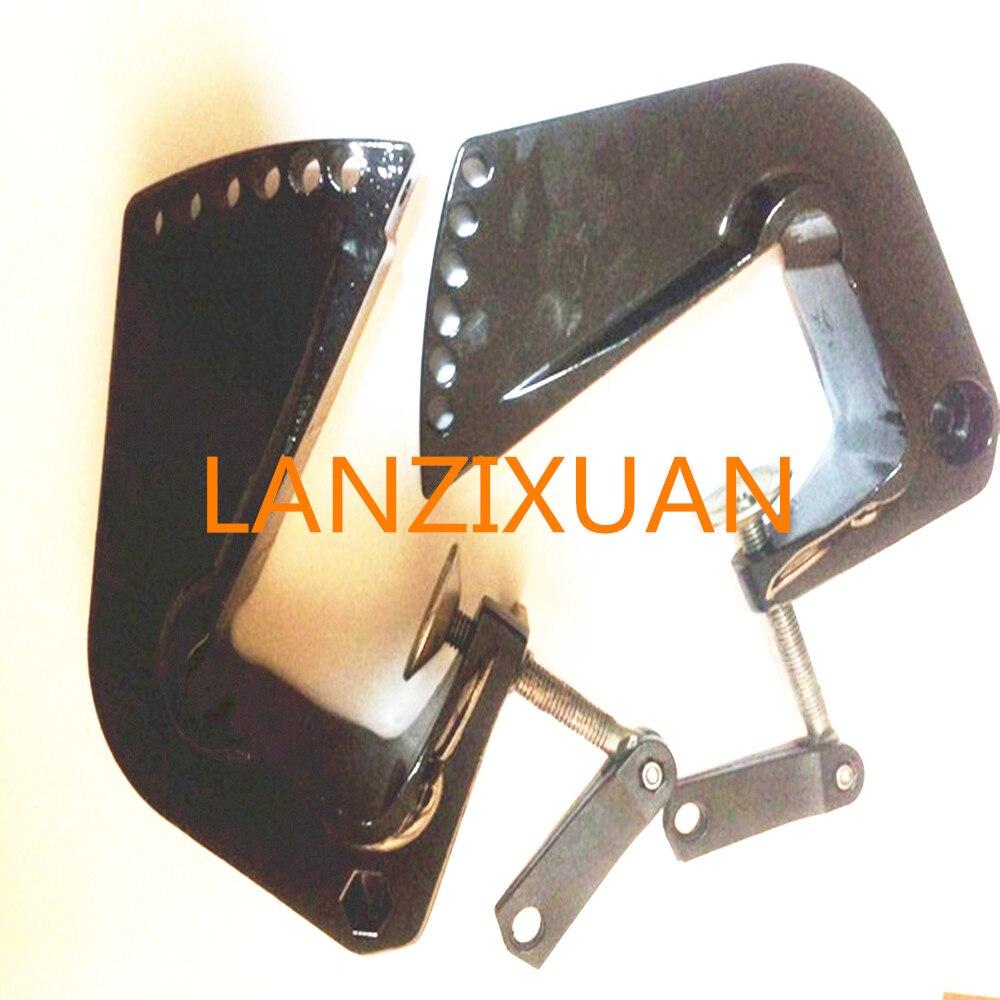 Qualité moteur hors-bord partie bateau crochet pince support vis deux pièces d'origine pièces de Hangkai 2 temps 3.5 hors-bord