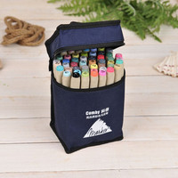 12 30 40 60 Colors Mark Pen Animation Design Paint Sketch Pen Markers Drawing Stationery Artist