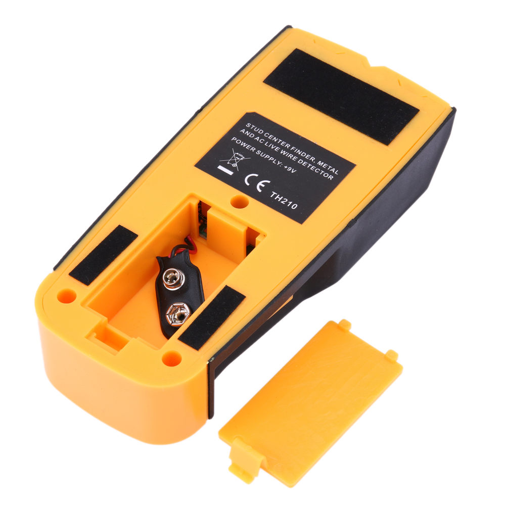 3 In 1 Metalldetektoren Finder Metall Holz Studs AC spannung Tester ...