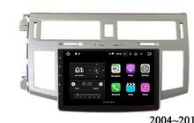 9″ Quad core Android 7.1 Car GPS radio Navigation for Toyota Avalon 2004-2010 with 4G/Wifi,DVR,1080P