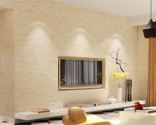 beibehang wall paper Plain color modern pure simple and copy grass plaid the living room is full of wallpaper
