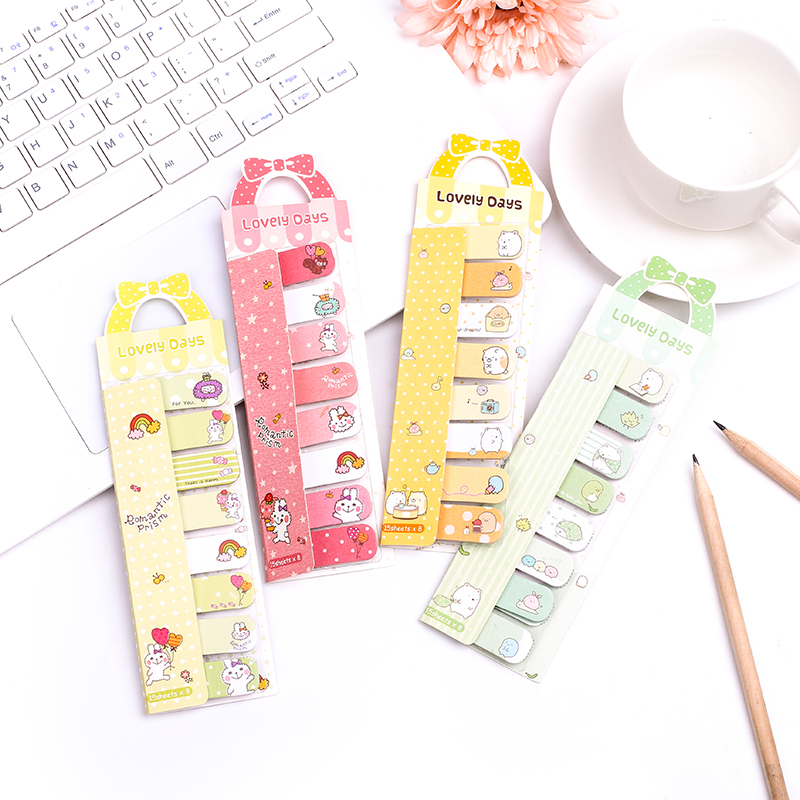 Japan and South Korea Creative Stationery Cute Cartoon Stick
