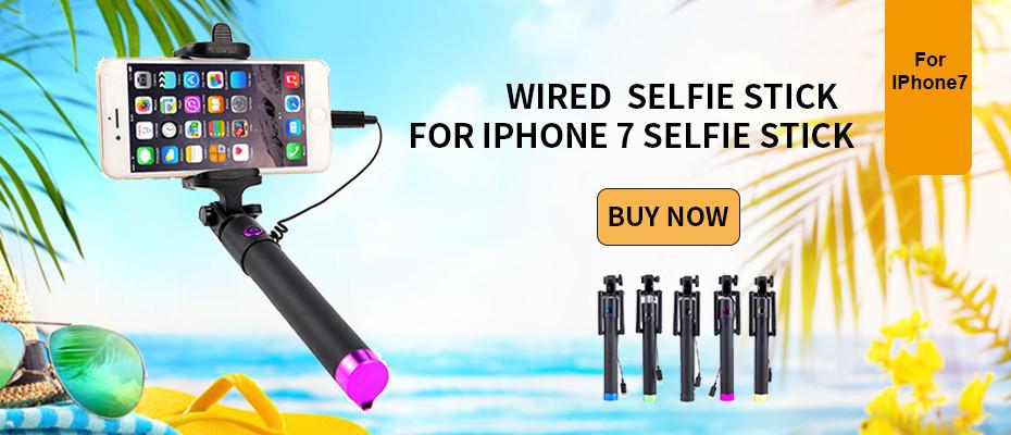 i7 selfie stick