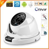 720P 960P 1080P Optional Vandal Proof Anti Vandal Indoor Outdoor IP Camera Metal Case IP66 With