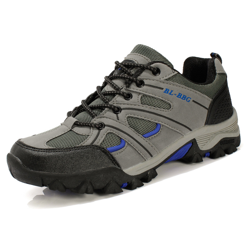 outdoor sport climbing mountain hiking shoes men breathable camping travel men hiking shoes sneakers trekking shoes ankle boots camo breathable water resistant lace up high top mesh outdoor sports trekking hiking shoes men camping travel climbing sneakers