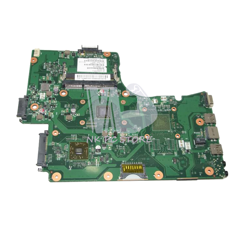 цена NOKOTION For Toshiba Satellite C650D C655D Laptop Motherboard C50 CPU DDR3 V000225120 1310A2408911 Main Board