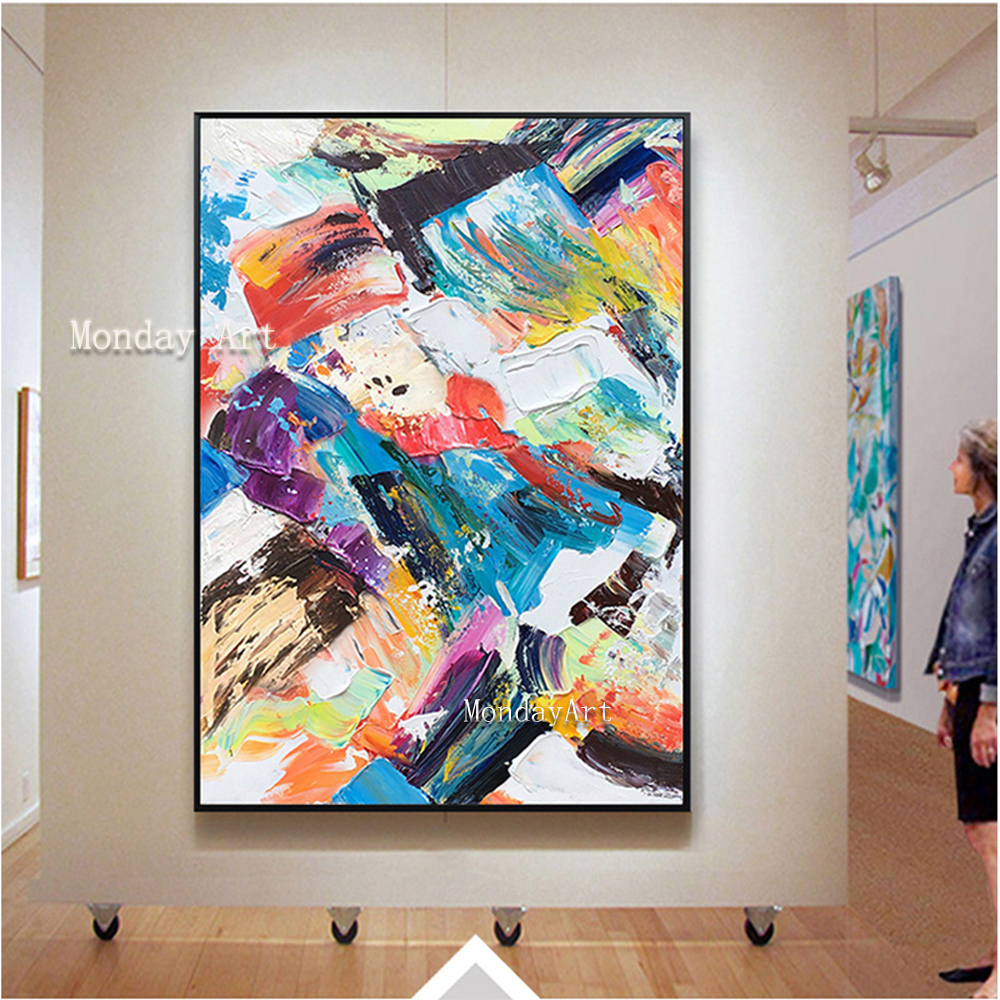 r The-100-Hand-painted-Modern-abstract-scenery-Oil-Painting-On-Canvas-Wall-Art-Wall-Pictures-Painting (11)