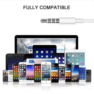 Image 5 - 3.5mm przewodowe słuchawki dla IOS Ear Hook regulacja głośności słuchawki sportowe muzyka podróżowanie dla telefonu komórkowego uniwersalna słuchawka douszna