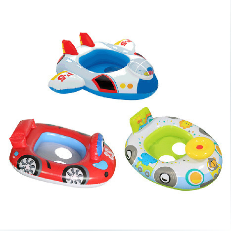 high quality baby floating swimming ring children swim circle kids girl boy swimming laps Inflatable baby boats