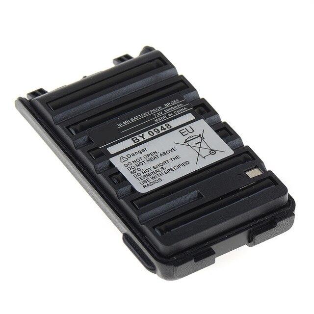 DC 7.2 В 2000 мАч BP-264 Ni-Mh Аккумулятор для ICM IC V80 IC-V80E IC-U80 Эль Telsizi Bateria Batarya Walkie Talkie S0B54 T18 0.15