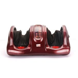 Image 2 - ¡Caliente! Máquina Eléctrica de masaje muscular Shiatsu, rodillos terapéuticos para el cuidado de la salud, antiestrés, calor, regalo para el día de la madre