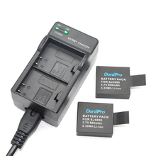 New 2Pcs SJCAM SJ4000 Battery + Journey AC Twin Charger  for SJCAM SJ4000 SJ5000 SJ6000 SJ7000 SJ9000 SJ M10 Motion Cameras