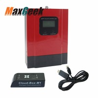 MPPT Solar Charge Controller 60A/40A DC 12V/24/36/48V + WiFi Module RS485 Cable eSmart 3 Series