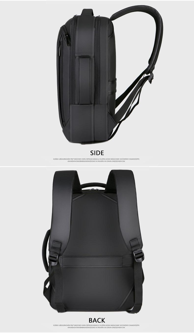 HTB1x3 eN4TpK1RjSZR0q6zEwXXav - 2019 Mens USB Charging Backpack 14 - 15.6 inch Laptop Bags