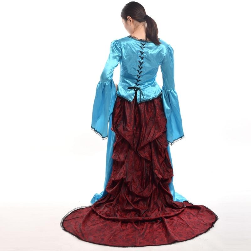 Վերածննդի զգեստ Vintage Վիկտորիանական - Կարնավալային հագուստները - Լուսանկար 6