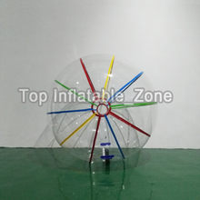 New Design Inflatable Water Walking Ball Cheap Price Water Balloon For Sale 1.5m/2m Dia Hamster Ball For Human Inside Water Ball(China)