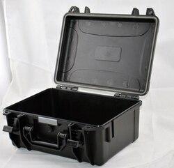 361X289X165MM ABS skrzynka narzędziowa przybornik odporny na uderzenia uszczelniony sprzęt wodoodporny futerał na aparat z wstępnie wyciętą pianką wysyłka za darmo