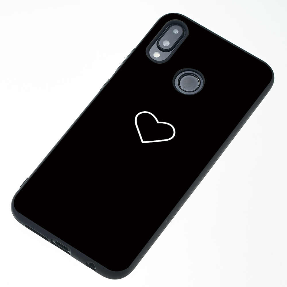 Dla Huawei Mate 10 Pro Mate 9 Lite Nova 2 Lite 2i Nova Lite 2 inteligentny Honor 6C 8 Pro v9 grać V10 moda miłość serce pokrowce na