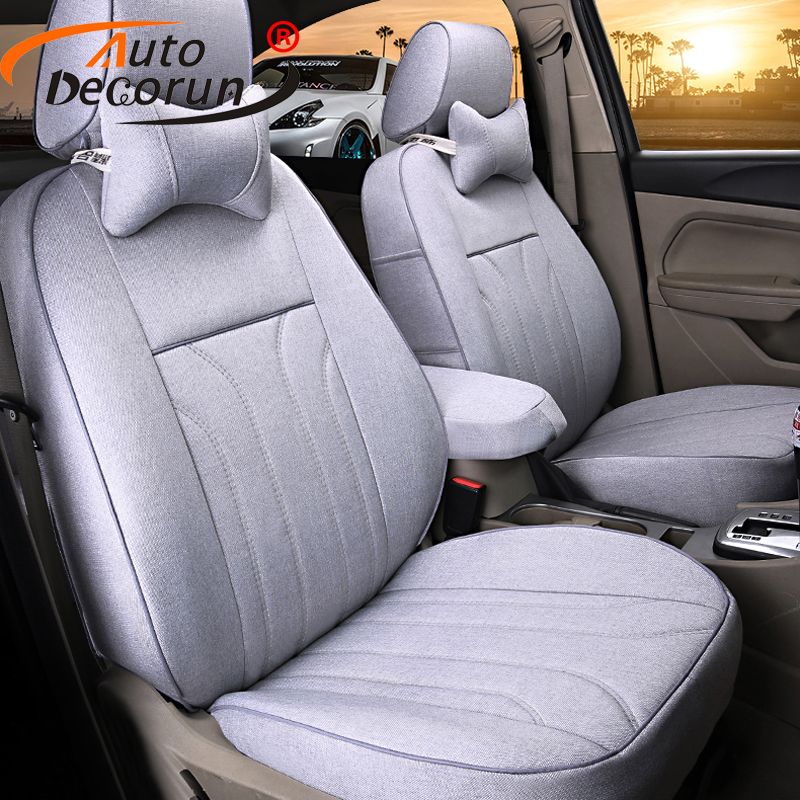 AutoDecorun Quality <font><b>Covers</b></font> <font><b>Seat</b></font> for <font><b>Toyota</b></font> Camry <font><b>2007</b></font> 2008 2009 <font><b>Seat</b></font> <font><b>Cover</b></font> Cars <font><b>Seat</b></font> Supports Cushion Pads Interior Accessories image