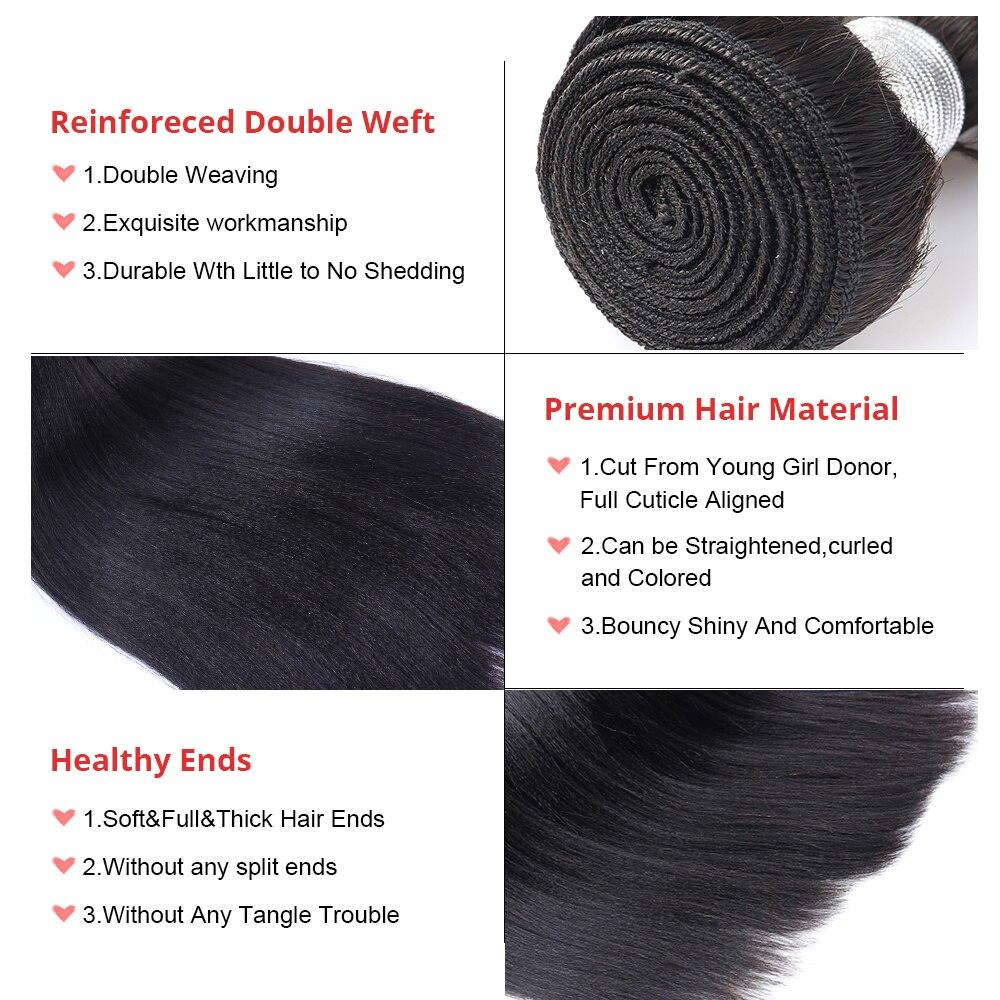 Yaki-Human-Hair-Brazilian-Hair-Weave-Bundles-Light-Yaki-Straight-Hair-Extensions-1-Piece-Dolago-Virgin