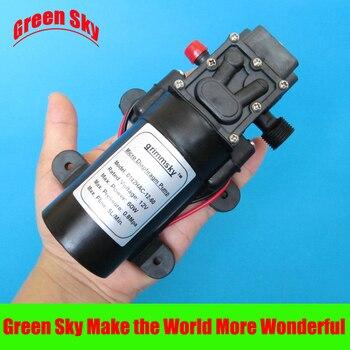 5L/Min DC12V 60W high pressure mini diaphragm water pump 5l min dc12v 60w high pressure mini water diaphragm pump