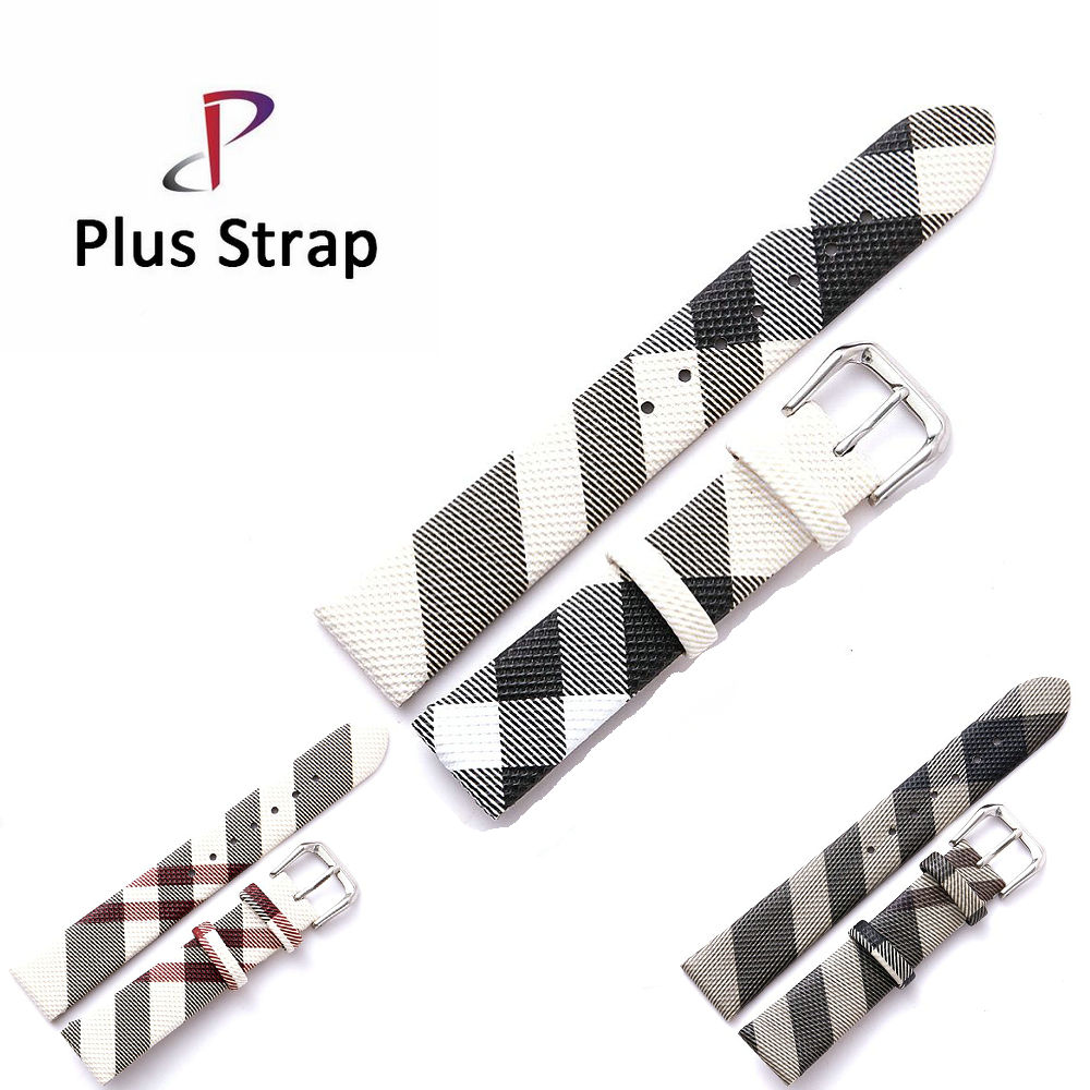 Plus strap 18 20 22 MM Genuine Leather Watch Band Strap Fashion Lady Belt Wristband Stainless Steel Pin Buckle Women Bracelet все цены