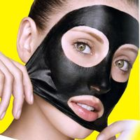 Deep Cleansing Peel Acne Black Mud Face Mask 1pcs Facial Skin Care Blackhead Remover