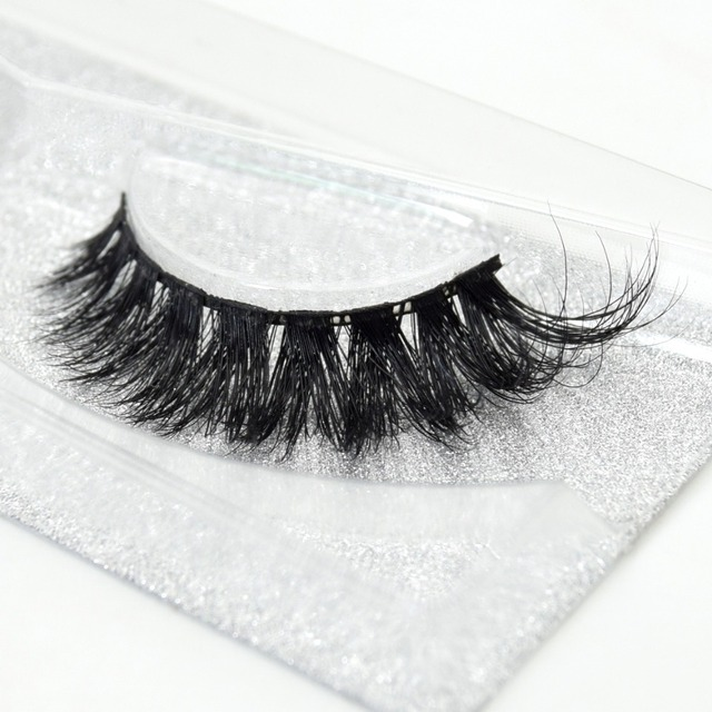 Visofree Eyelashes 3D Mink Lashes High Volume Handmade Mink False Eyelashes Thick Full Strip Lashes Cruelty Free cilios posticos 2