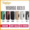 Venta caliente original wismec reuleaux rx2/3 150/200 w mod 18650 celular 510 hilo vs rx rx 2/3 tc 200 s cigarrillo electrónico