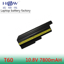 T60 laptop Battery 6600mAh for Lenovo/ IBM Thinkpad T60 R60 Z60 z61 92P1140 40Y6799 92P1138 Special Price!! laptop battery for lenovo ibm 92p1128 92p1130 92p1132 92p1138 92p1140 92p1142 92p1127 92p1129 92p1131 92p1133 92p1134 92p1137