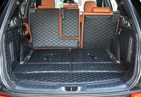Boas esteiras! esteiras tronco especial para a Descoberta de Land Rover Sport 7 assentos 2018-2014 cargo liner tapetes de inicialização à prova d' água  Livre grátis