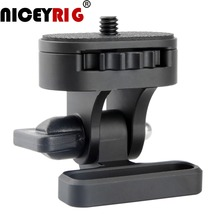 """NICEYRIG Monitor Stand EVF Mount 1/4"""" EVF Viewfinder Support DSLR Camera Monitor Holder Screen Monitor Mount Quick Release Rig"""