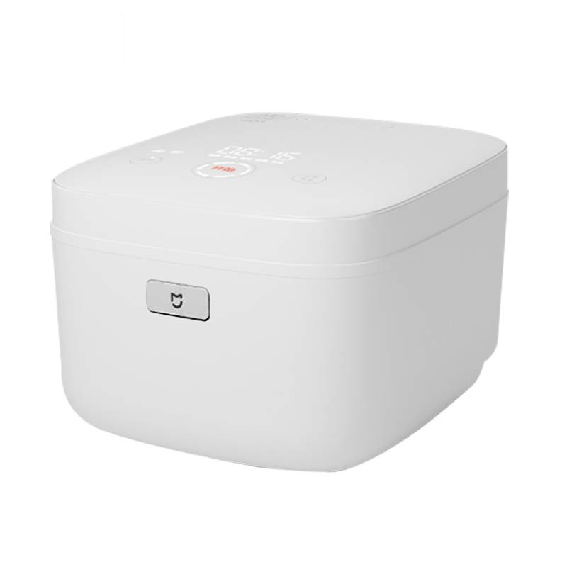 Image 3 - New Xiaomi HI Electric Rice Cooker 3L alloy cast iron Heating pressure cooker heated food container kitchen appliances APP WiFi-in Rice Cookers from Home Appliances