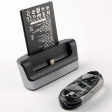 Original High Capacity V20 Dual Charger dock For LG H990 H910 H990N F800