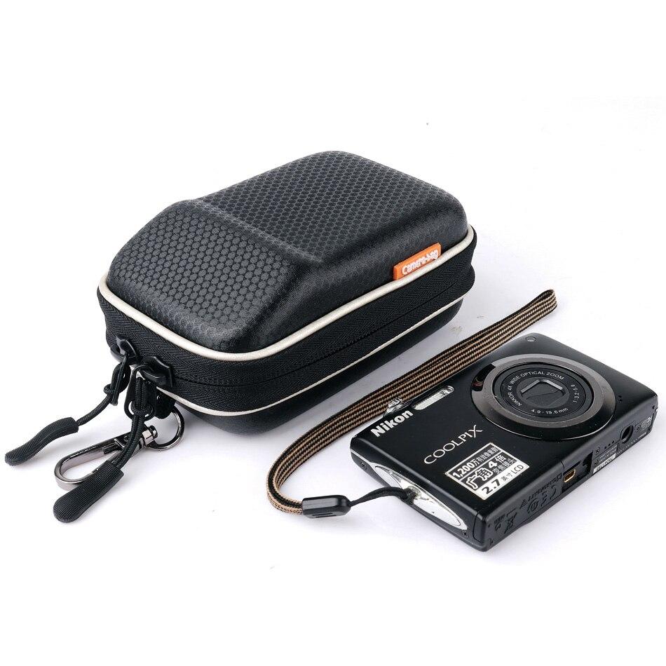 HUWANG EVA Camera Bag Case For Nikon S9900S S9900 S9700 S9800 S9500 S9600 S9300 S9200 S9100 S9400 S8200 S8000 P340 P330 P320