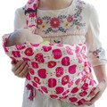 Apple fashion classic honda del bebé portador de bebé cuatro estaciones transpirable especial paquete de envío libre