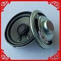 2 unidades/pacote de 2 polegada de 8 Ohm 2.5 W speaker rodada borda de espuma cone louderspeaker bom som de áudio