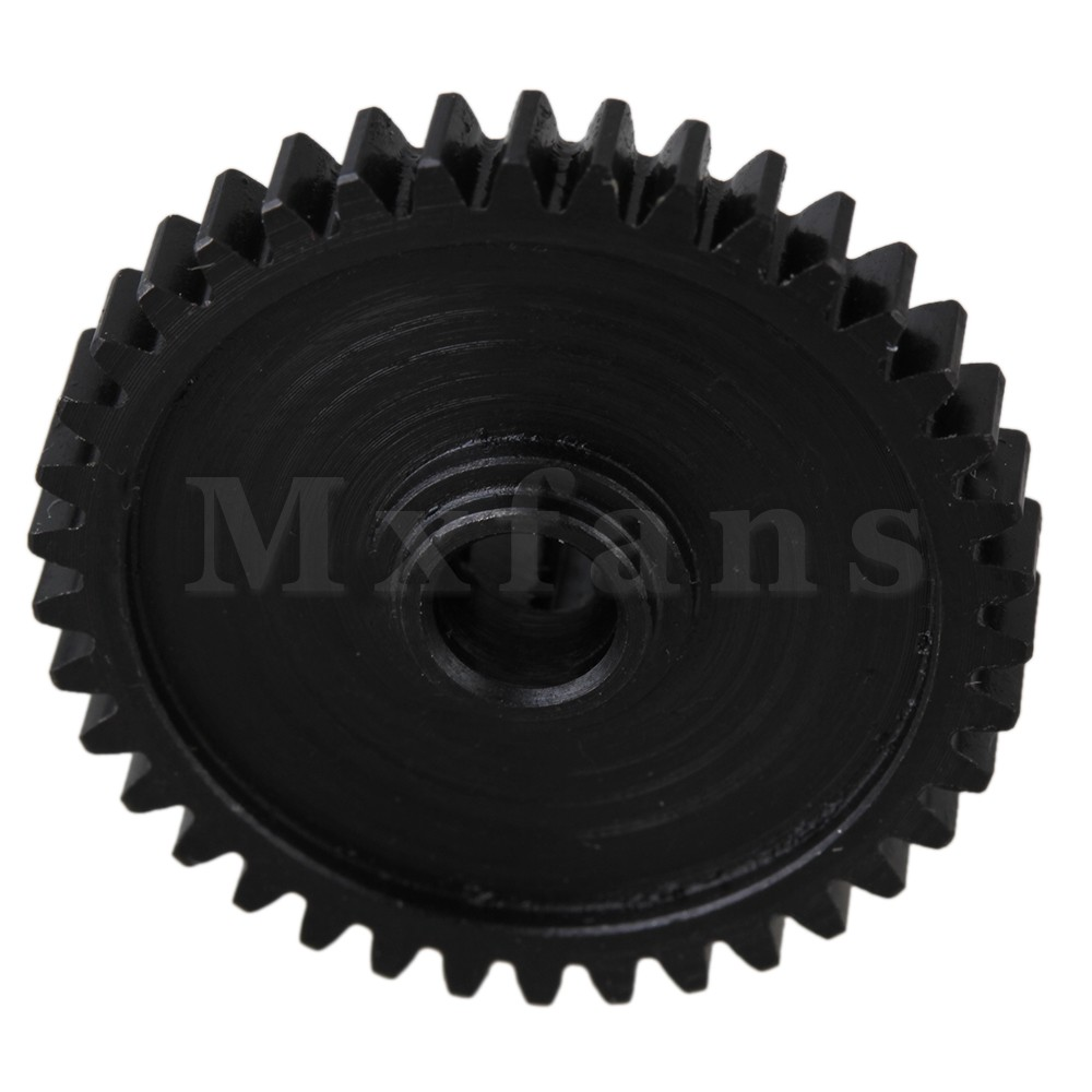 Mxfans A580029 Metal Diff.Main Gear for WL Toys A959 A969 A979 k929 RC 1:18 Car