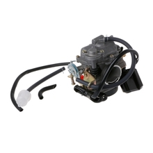 Carburetor Moped Carb For 4-Stroke GY6 SUNL ROKETA JCL 50CC-110CC Scooter 10166 motorcycle scooter carb carburetor 50cc chinese gy6 139qmb moped 49cc 60cc for sunl baja accessories